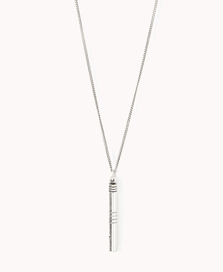 Forever 21 Whistle Necklace