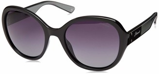 Polaroid Women's Pld 4073/s 20136380755WJ ado Oval Sunglasses 55 mm