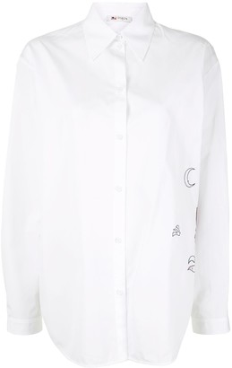 Ports 1961 Embroidered-Back Shirt