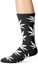 HUF Men's Plantlife Crew Socks