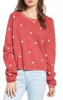 Wildfox Couture Women's Football Star Monte Sweatshirt