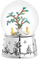 The Well Appointed House Reed & Barton Quilted Rabbit Musical Snowglobe for Kids