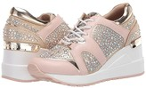 MICHAEL Michael Kors Kids Kids Neo Krystal (Little Kid/Big Kid) (Soft Pink/Soft Gold) Girl's Shoes