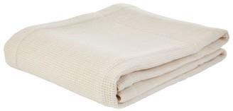 Sferra Talida Waffle Knit Blanket (304cm x 238cm)