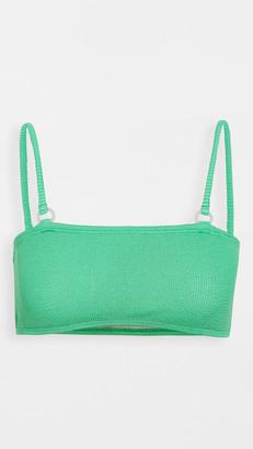 PQ Swim Ring Bralette Bikini Top