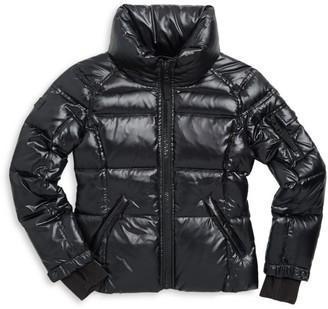 SAM. Little Girl's & Girl's Freestyle Down Puffer Jacket