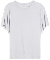 Helmut Lang Cotton-blend T-shirt