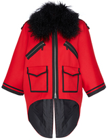 Andrew Gn Fur Collar Jacket