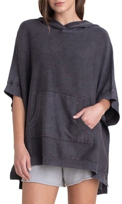 Barefoot Dreams Sunbleached Knit Poncho