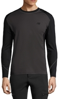 New Balance Cold Crewneck Top