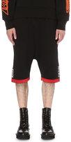 Ktz Pilot Cotton-jersey Shorts