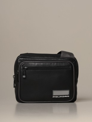 Piquadro Crossover Shoulder Bag For Ipadmini Ermes