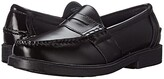 Nunn Bush Lincoln Penny Loafer (Black Polished Leather) Men's Slip-on Dress Shoes