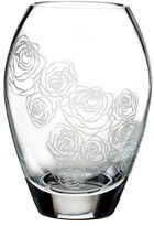 Monique Lhuillier Waterford 'Sunday Rose' Lead Crystal Posy Vase