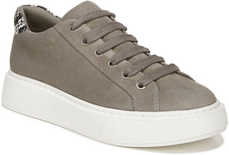 Vince Rhea Suede Low-Top Sneakers