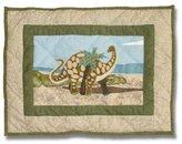 """Patch Magic CTPDINO Dinosaur Crib Toss Pillow, 16""""x12"""""""