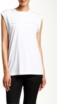 Thomas Wylde Honeydew Hi-Lo Tunic