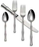Ricci Bamboo Stainless Steel 5-Piece Place Setting