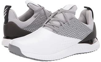 adidas adicross Bounce 2 (White/Silver Metallic/Grey Two) Men's Shoes