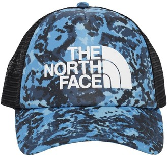 The North Face Logo Trucker Hat