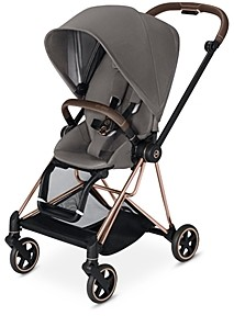 CYBEX Mios 2 Stroller with Rose Gold Frame