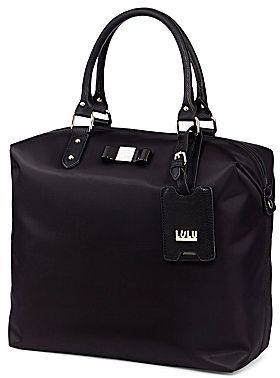 Lulu by Guinness® Weekender Unconstructed Tote