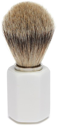 Lorenzo Villoresi Carrara statuary marble shaving brush