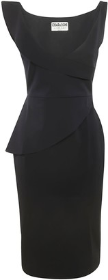 Chiara Boni La Petit Robe Di Sleeveless V-neck Dress