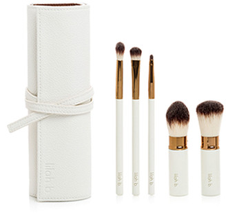 lilah b. Limited Edition Let's Face It Brush Roll (A $190 Value)