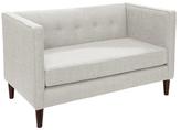 Skyline Furniture Five-Button Loveseat