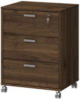 Tvilum Harper 3-Drawer Mobile Cabinet