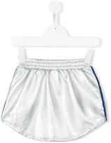 Zadig & Voltaire Kids - side stripe skirt - kids - Cotton/Polyester - 4 yrs