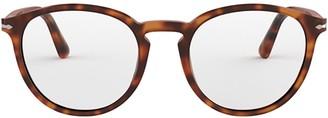 Persol Tortoise Shell Round Frame Glasses