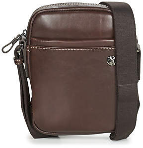 Serge Blanco CAMPANIA 08 men's Pouch in Brown