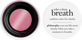 philosophy Take A Deep Breath Cushion Color for Cheeks