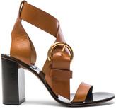 Chloé Leather Nils Sandals
