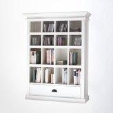 """NovaSolo Halifax 51"""" Cube Unit Bookcase"""