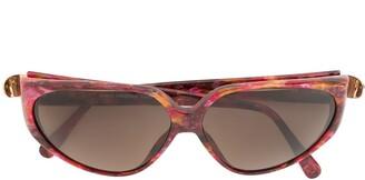 Paco Rabanne Pre-Owned Cat-Eye Frame Sunglasses
