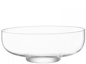 LSA International 30cm Handmade Glass Serve Arch Bowl