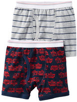 Carter's 2-Pack Cotton Boxer Briefs