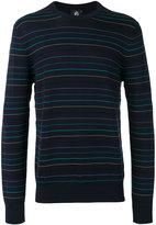 Paul Smith striped sweatshirt - men - Cotton/Nylon - S
