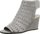 Via Spiga Women's Leatrice Wedge Sandal