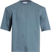 Vetements Football-shoulder T-shirt
