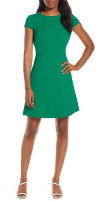 Harper Rose Fit & Flare Dress (Regular & Petite)