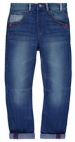 George Tapered Denim Jeans