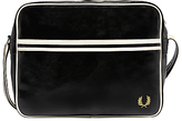 Fred Perry Shoulder Bag, Black