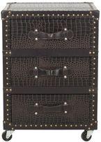 Safavieh Lloyd 3-Drawer Rolling Storage Chest