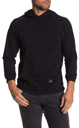Ezekiel Jaymes Stripe Hooded Pullover