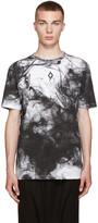 Marcelo Burlon County of Milan White & Black Champaqi T-Shirt