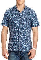 Polo Ralph Lauren Big & Tall Floral Print Oxford Short-Sleeve Woven Shirt